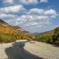 река Малая Лаба :: Аnatoly Gaponenko