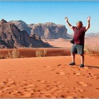 Прекрасный вид. Пустыня Вади Рам. Иордания :: Lmark