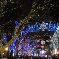 Новый год в Одессе :: Юрий Тихонов