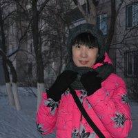 Девушка из Нагасаки... :: Андрей Хлопонин