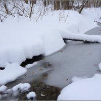 В лощинах снег :: dana smirnova