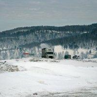 Зима на Урале. :: Сергей Калужский