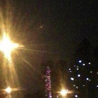 красивое дерево и здание и фонари :: миша горбачев