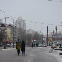 Улицы города :: Алексей