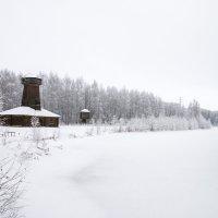 Ветряные мельницы ( г. Кострома ) :: Сергей Поникаров