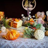 Рождественский кекс :: Наталья Татьянина