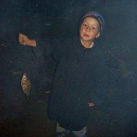 Рыбачек. :: Дмитрий (Горыныч) Симагин