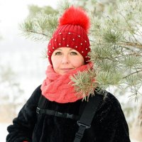 Красная шапочка :: Валерий Петров