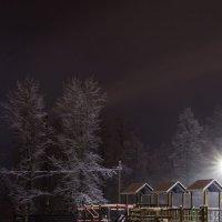 Зимний вечер не в Гаграх... :: Helga Sergeenko