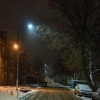 Ночная улочка. :: Анатолий. Chesnavik.