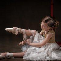 Маленькая балерина :: Илья Фотограф