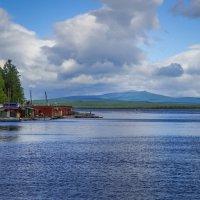 Нижнее Княспинское озеро :: Николай Гирш