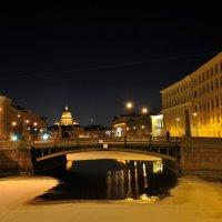 Поцелуев мост... :: Андрей Вестмит