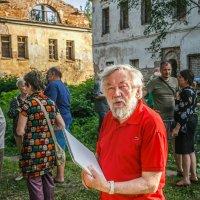 Архитектор, реставратор и друг Сергей. :: Виктор Грузнов