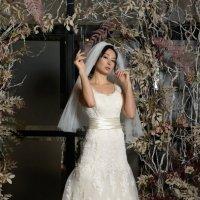 Рекламная фотосъемка свадебного платья :: Денис Финягин