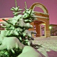 Зима в Снежинске :: Стил Франс