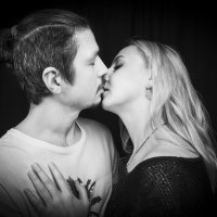 Студийные фотосессии Love story :: Павел Педченко