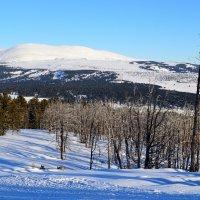 Вид на гору Сарлык :: Татьяна Лютаева