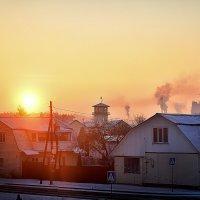 Зима. Утро :: Сергей Землянский