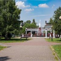 В саду Металлургов. :: Михаил Соколов