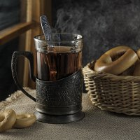 Чай с баранками :: Алексей Мезенцев