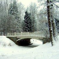 Мосты и мостики в Ал. парке ЦС - 2 :: Сергей