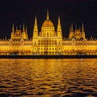 Парламент Венгрии :: Олег Загорулько