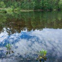 Озеро Инышко. :: Алексей Трухин