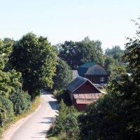 Село Велье :: Николай