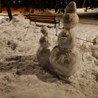 Мы к вам не надолго :: Андрей Лукьянов