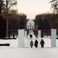 Прогулка в парке :: Aнна Зарубина