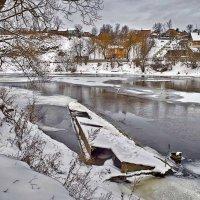 зимняя река :: юрий иванов