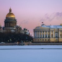 Зимний вечер :: Александр Игнатьев