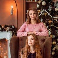 Мать и дочь :: Вероника Подрезова