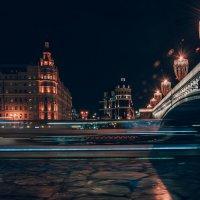 Москва. :: Дмитрий Карасев