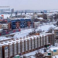 Город зимой :: Dmitry i Mary S