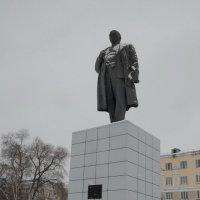 Вождь в Сибири :: Борис