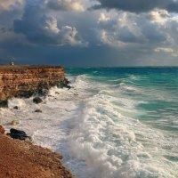 Море пенное.Необыкновенное! :: Анна Пугач
