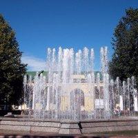 Отдых у фонтана. :: Лия ☼