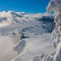 Зима на Ай-Петри :: Сергей Титов