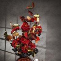 Осеннее вино. :: Лилия *