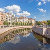 Набережная реки Карповки :: Александр Кислицын