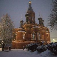 Храм во имя Преображения Господня Брянск :: Тамара Цилиакус