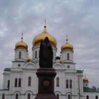 Дмитрий Ростовский и собор Рождества Пресвятой Богородицы :: Vlad Proshin