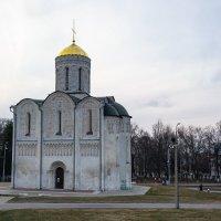 Дмитриевский собор. :: Дмитрий Карасев