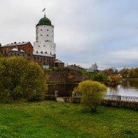 Выборгский замок :: Константин Шабалин
