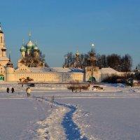 Дорога к храму :: Татьяна Каневская