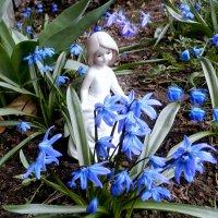 Тссс!....... Слышишь?....К нам спешит Весна.... :: TAMARA КАДАНОВА
