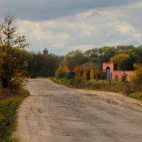 Осенние дороги. :: Маргарита ( Марта ) Дрожжина