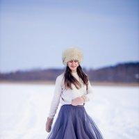 зима :: Ольга Тарики